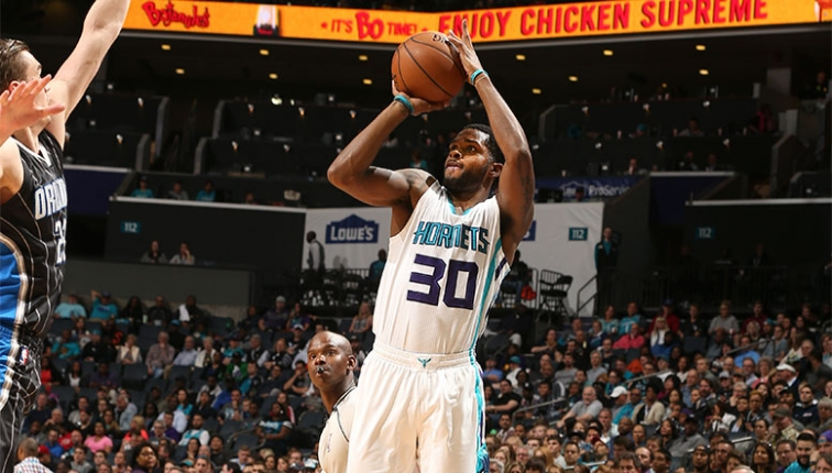 Charlotte Hornets Extend Qualifying Offer to Daniels