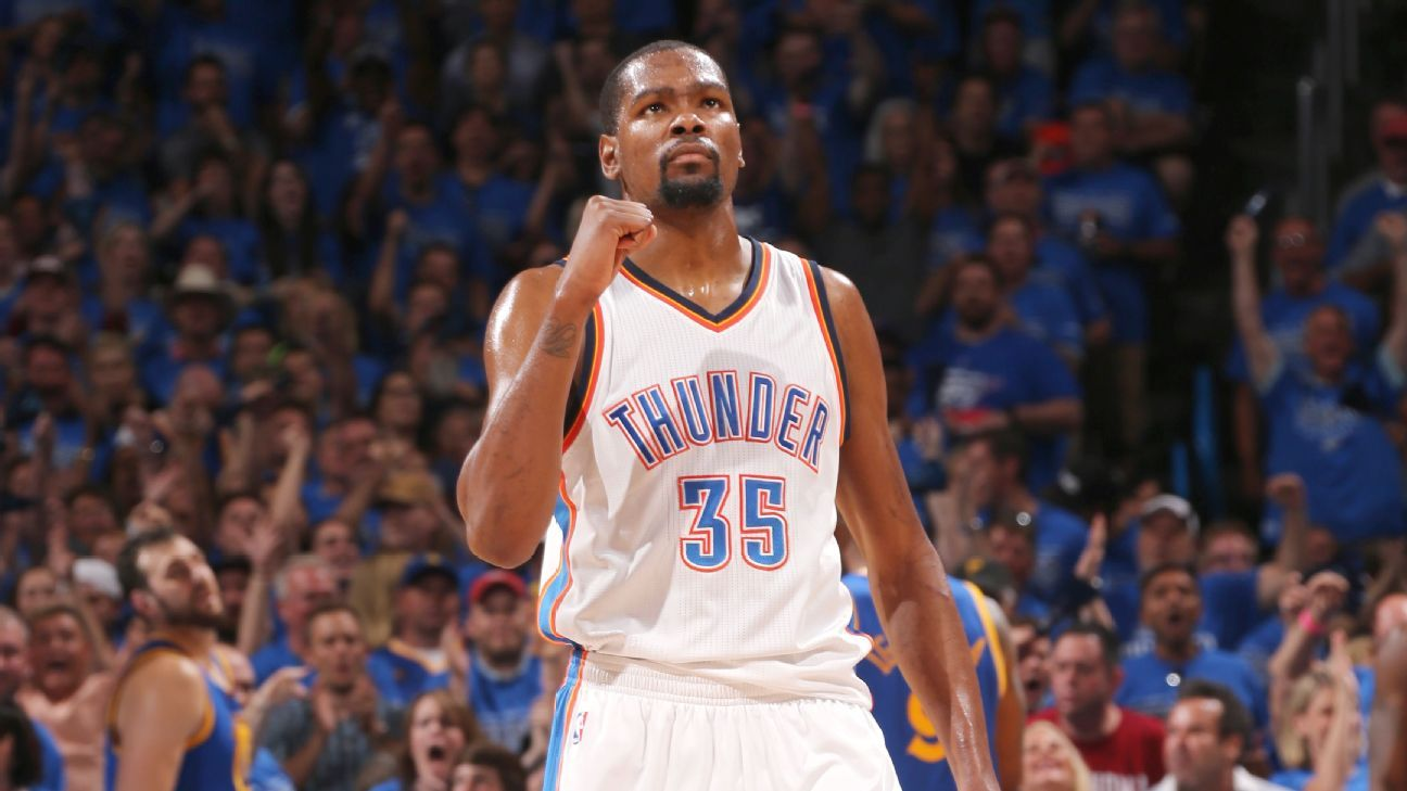 Kevin Durant to sign with Warriors