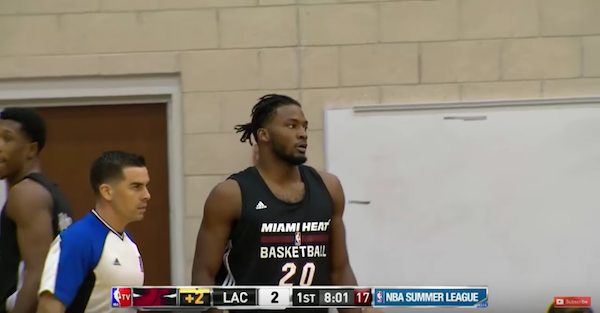 Former Duke standout looks poised for breakout season after Summer League explosion