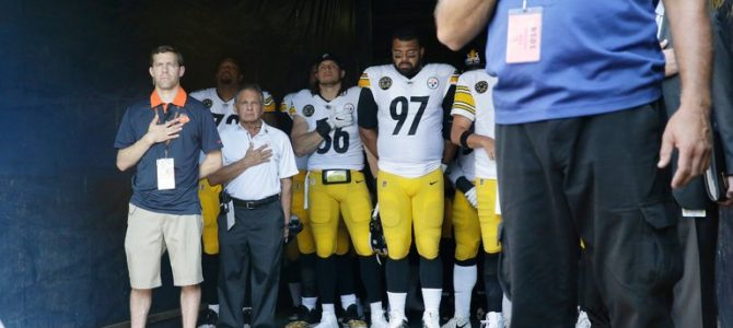 Reaction to Steelers' Anthem Decision: How'd We Lose to the Bears?