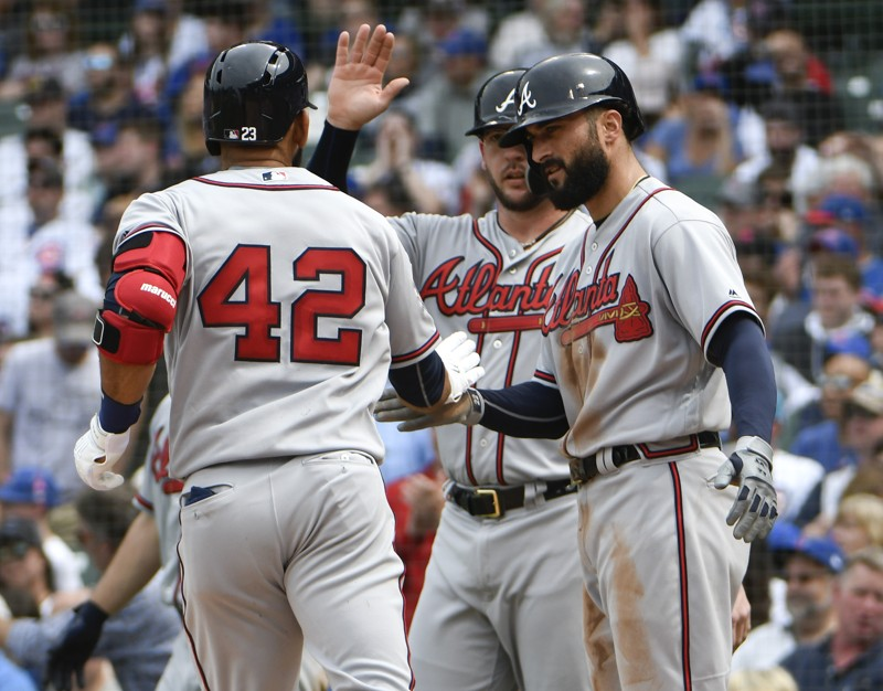 Five things to know about National League-best Braves