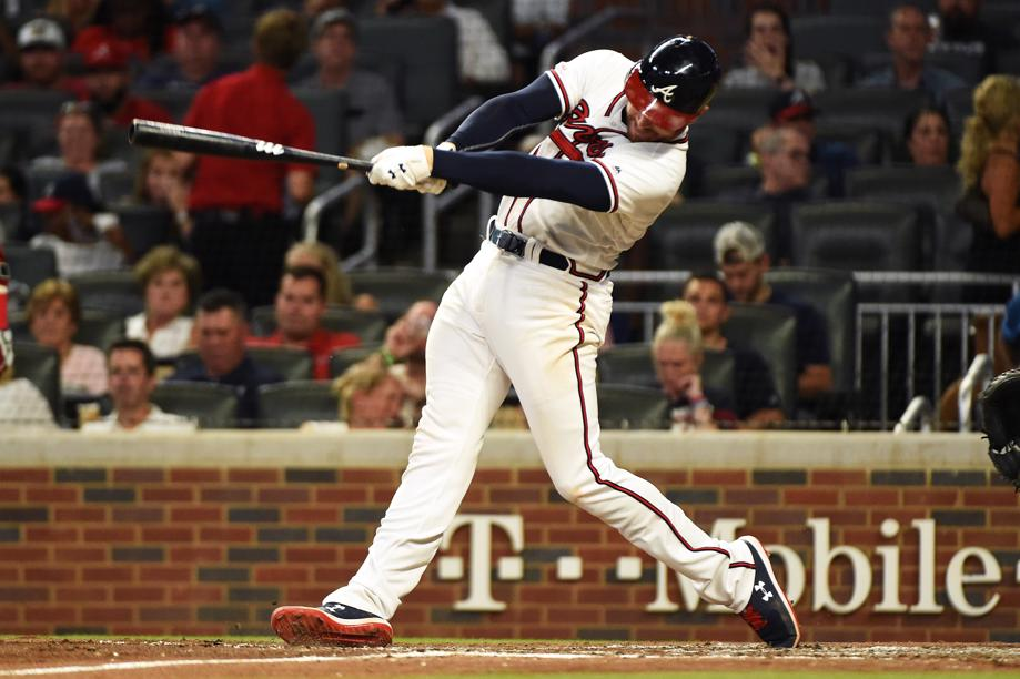 Freeman's brief 'slump' ends with huge night in Braves' win